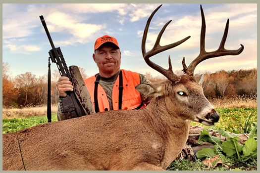 We're your premier Missouri whitetail outfitter! Schedule your guided hunt today! 660-815-0868