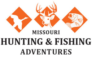 MO Hunting & Fishing Adventures logo
